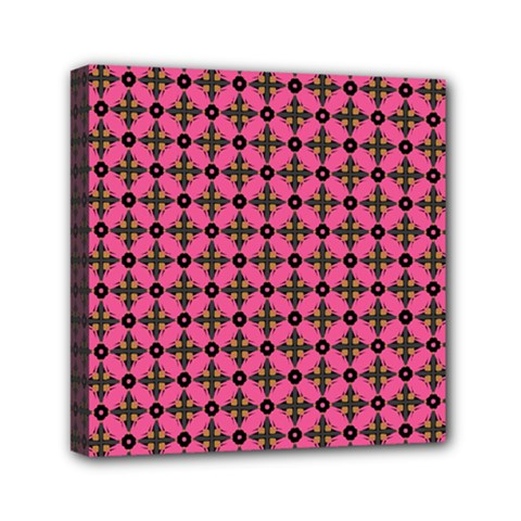 Cute Seamless Tile Pattern Gifts Mini Canvas 6  X 6
