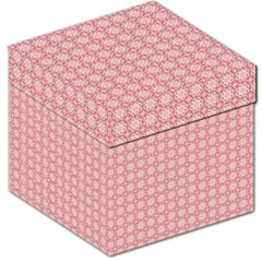 Cute Seamless Tile Pattern Gifts Storage Stool 12