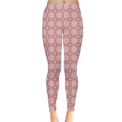 Cute Seamless Tile Pattern Gifts Women s Leggings