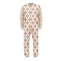Cute Seamless Tile Pattern Gifts OnePiece Jumpsuit (Kids)
