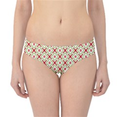 Cute Seamless Tile Pattern Gifts Hipster Bikini Bottoms