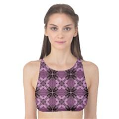 Cute Seamless Tile Pattern Gifts Tank Bikini Top