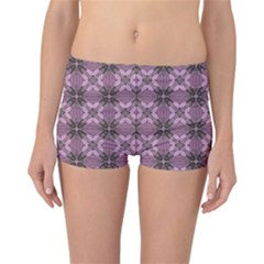 Cute Seamless Tile Pattern Gifts Reversible Boyleg Bikini Bottoms