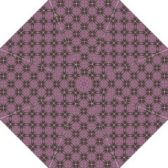 Cute Seamless Tile Pattern Gifts Hook Handle Umbrellas (Medium)