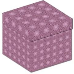 Cute Seamless Tile Pattern Gifts Storage Stool 12