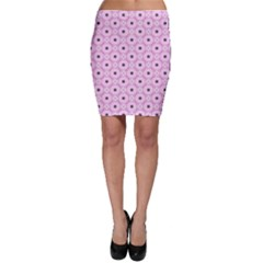 Cute Seamless Tile Pattern Gifts Bodycon Skirts