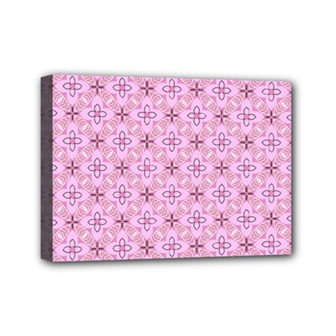 Cute Seamless Tile Pattern Gifts Mini Canvas 7  X 5