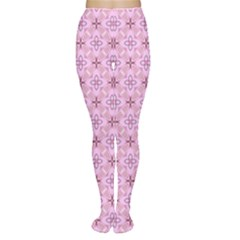 Cute Seamless Tile Pattern Gifts Women s Tights