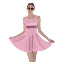 Cute Seamless Tile Pattern Gifts Skater Dresses
