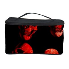 Skulls Red Cosmetic Storage Cases