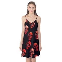 Skulls Red Camis Nightgown