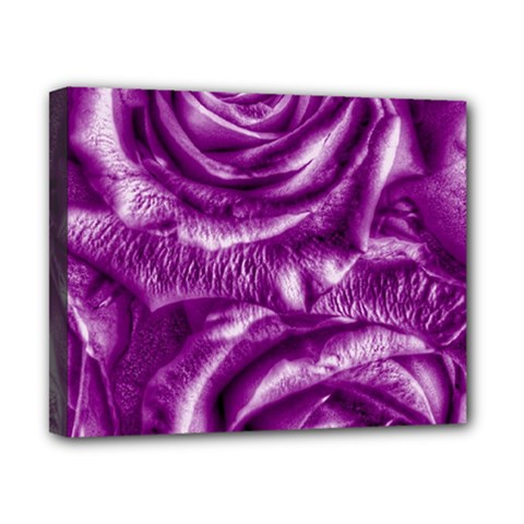Gorgeous Roses,purple  Canvas 10  x 8