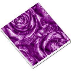 Gorgeous Roses,purple  Small Memo Pads