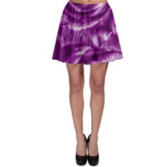 Gorgeous Roses,purple  Skater Skirts