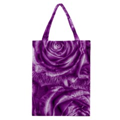 Gorgeous Roses,purple  Classic Tote Bags