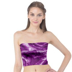 Gorgeous Roses,purple  Women s Tube Tops