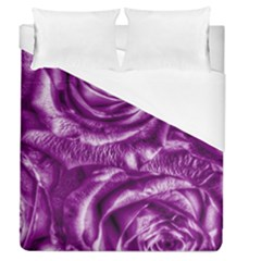Gorgeous Roses,purple  Duvet Cover Single Side (Full/Queen Size)