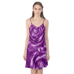 Gorgeous Roses,purple  Camis Nightgown