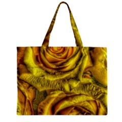 Gorgeous Roses, Yellow  Tiny Tote Bags