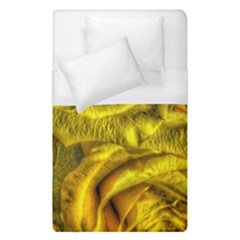 Gorgeous Roses, Yellow  Duvet Cover Single Side (Single Size)