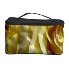Yellow Roses Cosmetic Storage Cases
