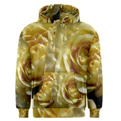 Yellow Roses Men s Pullover Hoodies