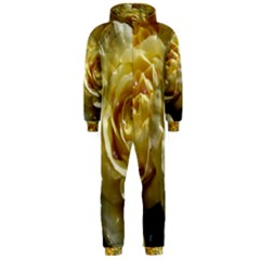 Yellow Roses Hooded Jumpsuit (Men)