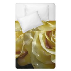 Yellow Roses Duvet Cover (Single Size)