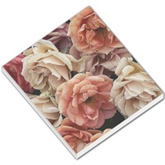 Great Garden Roses, Vintage Look  Small Memo Pads