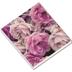 Great Garden Roses Pink Small Memo Pads