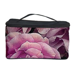 Great Garden Roses Pink Cosmetic Storage Cases