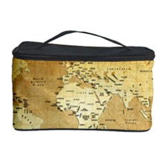 World Map Cosmetic Storage Cases