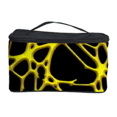 Hot Web Yellow Cosmetic Storage Cases