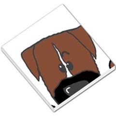 Peeping Boxer Small Memo Pads