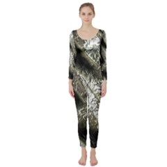 Brilliant Metal 5 Long Sleeve Catsuit