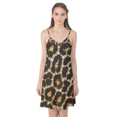 Crazy Beautiful Abstract Cheetah Abstract  Camis Nightgown