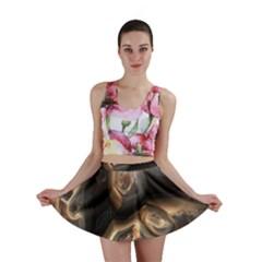 Brilliant Metal 4 Mini Skirts