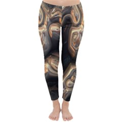 Brilliant Metal 4 Winter Leggings