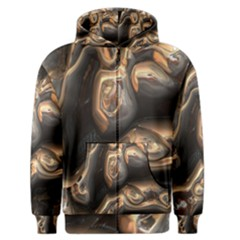Brilliant Metal 4 Men s Zipper Hoodies