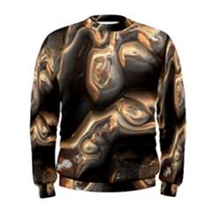 Brilliant Metal 4 Men s Sweatshirts