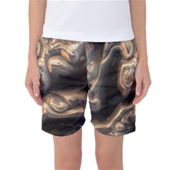 Brilliant Metal 4 Women s Basketball Shorts