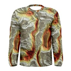 Brilliant Metal 3 Men s Long Sleeve T-shirts
