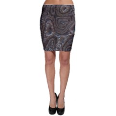Brilliant Metal 2 Bodycon Skirts
