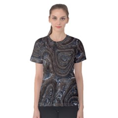 Brilliant Metal 2 Women s Cotton Tees
