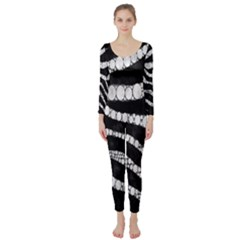 Image Long Sleeve Catsuit