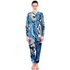 Metal Art 11, Blue OnePiece Jumpsuit (Ladies)