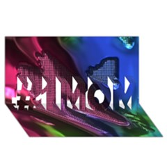 Colorful Broken Metal #1 MOM 3D Greeting Cards (8x4)
