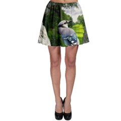 Bird In The Tree Skater Skirts