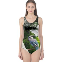 Bird In The Tree Women s One Piece Swimsuits