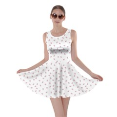 Officially Sexy OS Collection Red & White Skater Dress